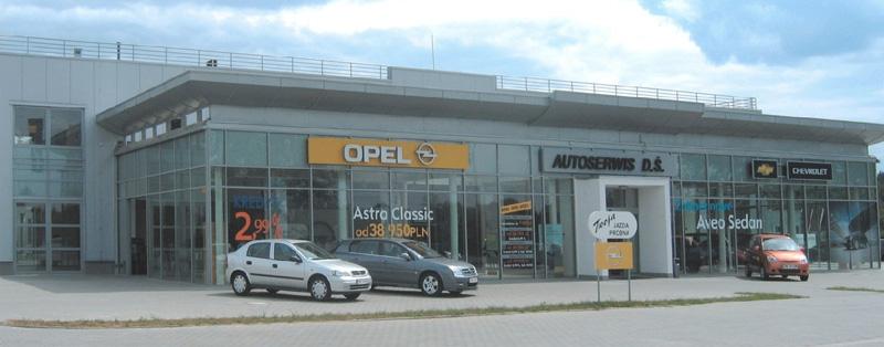 Opel Frech Waldmünchen